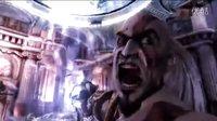 纯黑《战神3:重置版》第八期 混沌难度无伤全收集攻略解说 三羊一狗