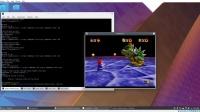 【游俠網】PC版《超級馬里奧64》技術演示
