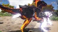 【峻晨解说】独狼生存36-萌宠迅猛龙闪亮登场!一只凶猛的肉食龙、竟然靠卖萌活着-方舟生存进化