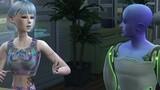 【小四】模拟人生4-四医生爱情之旅1-两外星人