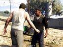 侠盗猎车手5 次世代版【21】GTA5 第一人称中文流程(PS4 XboxOne)
