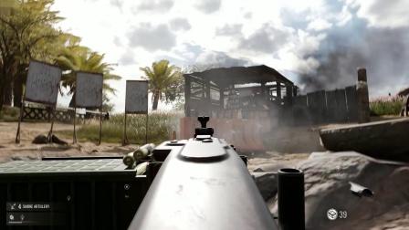 《叛乱:沙漠风暴》靶场演示