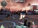 穿越火线最新挑战:毁灭都市殴打机器人!