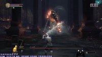 黑暗之魂3 1级无盾裸装实况直播挑战 巨人尤姆