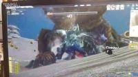 《蛮荒搜神记》偷跑视频流出 骑神兽战BOSS