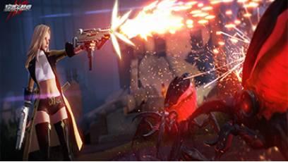 《超激斗梦境》职业全新技能展示——海妖