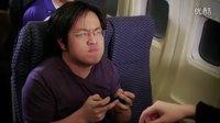 《华人小胖RocketJump》之 机场极限跑酷