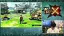 3DS《怪物猎人X》全新游戏演示
