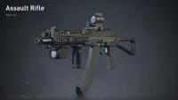 《僵尸世界大战》枪械武器配件聚光灯展示