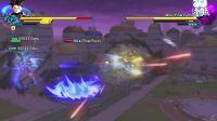 【小猪】《龙珠·超宇宙2》最终boss合体界王战+End