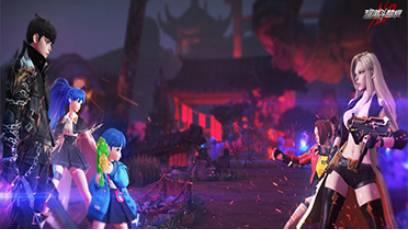 《超激斗梦境》职业全新技能展示——雪崩暴走