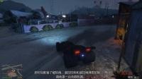 《GTA5OL》末日豪劫全流程视频攻略:三号行动 - 4.可汗贾利