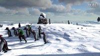 《方舟:生存进化》冬季幻想世界