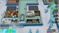 《双点医院DLC:大脚丫》新地图全三星实况3.感冻镇3