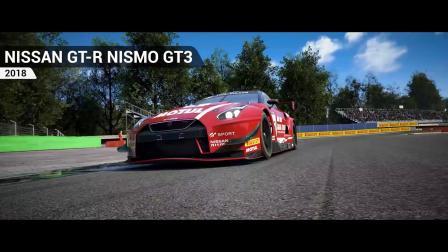 《神力科莎:竞技》抢先版第六号更新 Nissan GT-R GT3