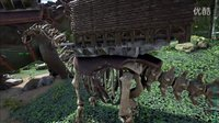 【舍长制造】真正的房车!泰坦龙使用记录—方舟:生存进化