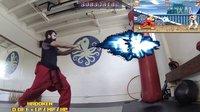 【游侠网】《街头霸王5》女子摔跤手七川美华官方教学视频