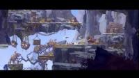 【游侠网】《心渊梦境》PV公开,全新手绘风类银河恶魔城游戏