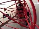 [俄罗斯]战斗民族偷入上海某工地 攀爬650米高塔