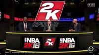 NBA 2K预告