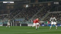 曼联欧冠小组赛第5场VS尤文图斯