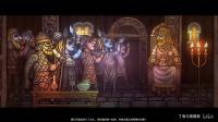 《全面战争传奇:大不列颠王座》通关动画 1.西撒克逊传奇