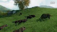 XboxOne独占《无限边境》GC 2015预告、演示