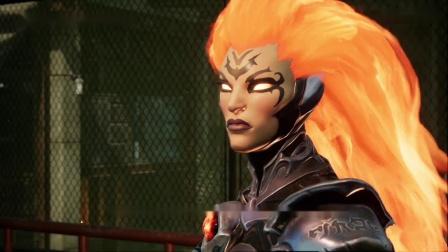 《暗黑血统3》中文全剧情流程攻略07结盟大天使
