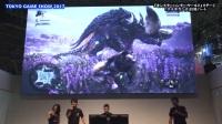 【游侠网】TGS2017:《怪物猎人:世界》游戏开场