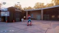 《漫威蜘蛛侠》终极战斗挑战1.金融区战斗挑战