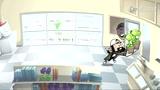 """植物大战僵尸动画片""""杰和安静的鲍勃""""第一集"""