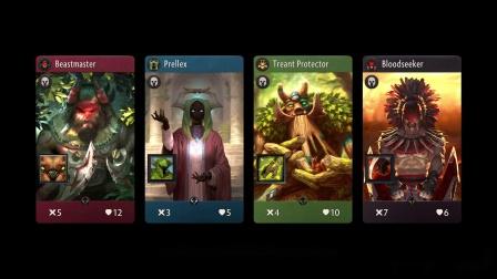 《Artifact》英雄卡和道具卡介绍