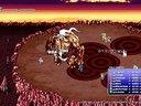 《最终幻想14》玩家自制FC版演示