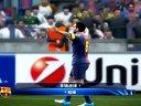 实况足球2013欧冠巴塞罗那VS波尔图淘汰赛