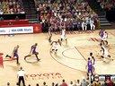 林书豪14分湖人惜败火箭--NBA2K15解说视频