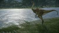《侏罗纪世界进化》三角龙VS角鼻龙战斗视频