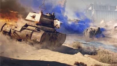 生存竞技再袭!《坦克世界》钢铁猎手2021火热开启
