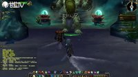 魔兽世界7.0军团再临神器任务之萨满祭司恢复天赋-艾萨拉的权杖