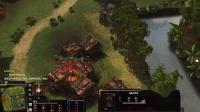 《要塞军阀之战》战役流程实况视频合集部落王子 4围攻青铜王国