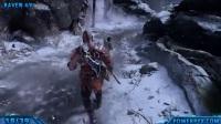 《战神4》全收集100%视频攻略2.河口 The River Pass区域