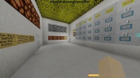 【游侠网】玩家在《我的世界》里实现 二维码生成器!
