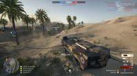《战地1》誓死坚守DLC一命43杀聖沙蒙坦克横扫苏伊士