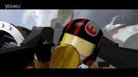 【游侠网】《乐高星球大战:原力觉醒》Poe Dameron短篇预告