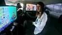 秘鲁利马出租车提供玩《马里奥赛车8》服务