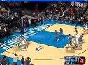 NBA2K12王朝模式:雷霆VS灰熊{下半场)