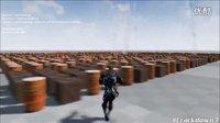 《除暴战警3》技术演示1