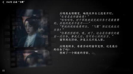 """《隐形守护者》全人物隐藏剧情合集 【庄晓曼】1943-启动飞鹰"""""""