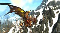 嘉栋游戏世界魔兽篇7.0军团再临最新坐骑:燃尽巨龙