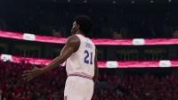 NBA LIVE 19封面球星恩比德公布预告