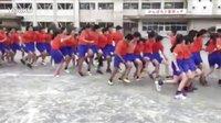 开挂了!日本小学生团体跳绳